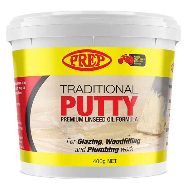 Prep Putty Linseed Oil