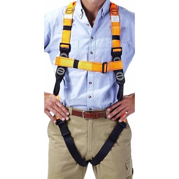 LINQ Essential Safety Harness Product of Pro Choice Safety - Height Safety Gear - Best Buy Trade Supplies Direct to Trade