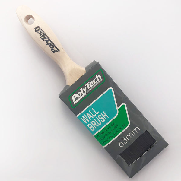 Polytech Wall Brush 50MM ( Ask Us For a Bulk Deal) - Paint Accessories - Best Buy Trade Supplies Direct to Trade