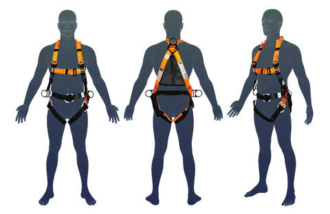 LINQ Tactician Multi-Purpose Harness - Height Safety Gear - Best Buy Trade Supplies Direct to Trade