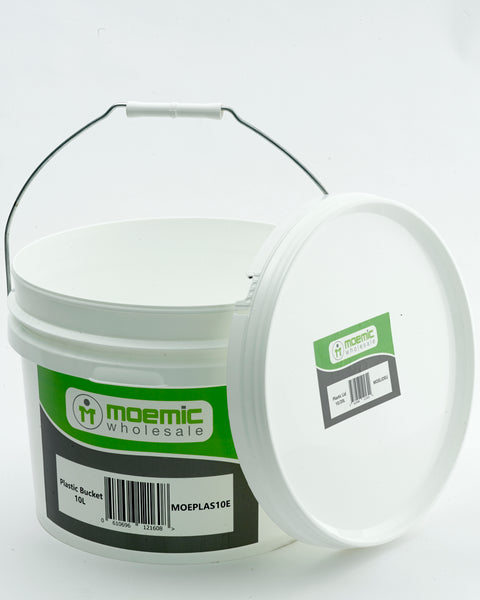 Moemic Plastic Pail Easylift - Tin Cans & Pails - Best Buy Trade Supplies Direct to Trade