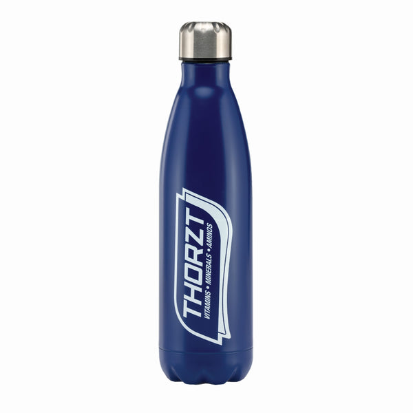 THORZT 750mL STAINLESS STEEL DRINK BOTTLE - BLUE - Thorzt Hydration - Best Buy Trade Supplies Direct to Trade