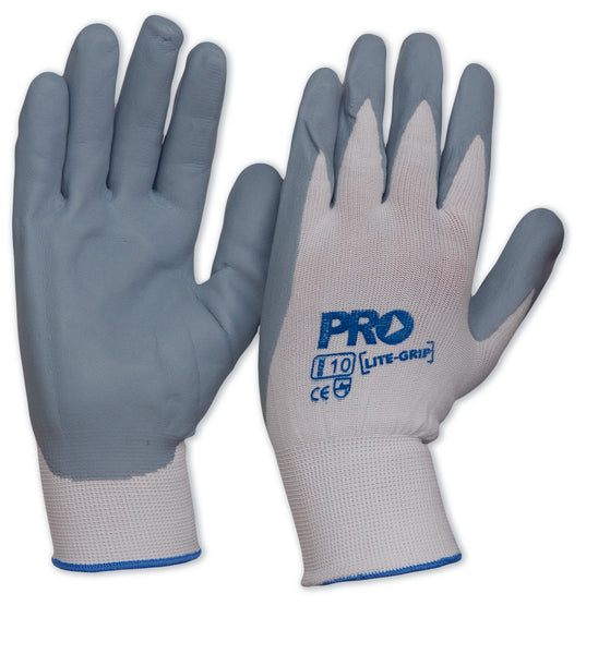 Pro Choice Nitrile Lite Grip Gloves - Gloves - Best Buy Trade Supplies Direct to Trade