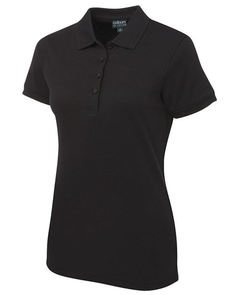 JB's Colours of Cotton Ladies Ottoman Polo - Workwear - Shirts & Jumpers - Best Buy Trade Supplies Direct to Trade