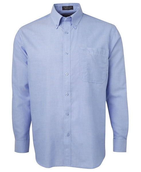 JB's Oxford Shirt Long Sleeve - Workwear - Shirts & Jumpers - Best Buy Trade Supplies Direct to Trade