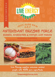 Antioxidant Enzyme Force 200 capsules