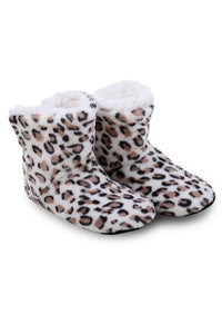 Kids Slipper Booties - Multiple Prints