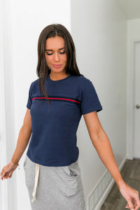 Band Together Cropped Tee