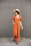 For The Rust Of Us Jumpsuit