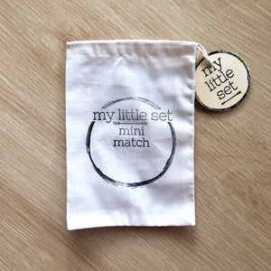 mini match bag
