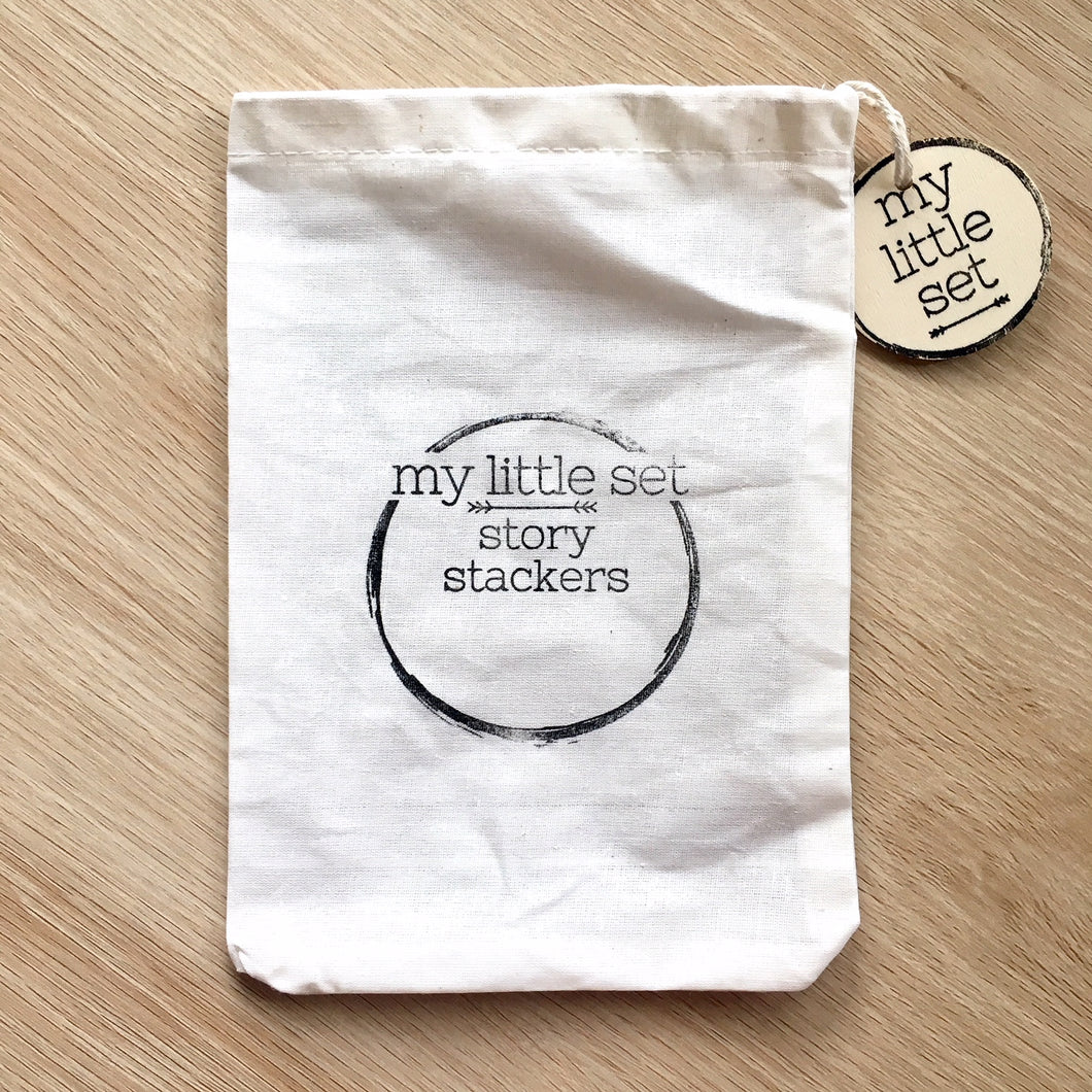 story stackers bag