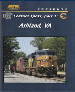 Featured Hot Spots Volume 1 Ashland, VA Blu Ray