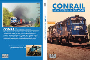 Conrail In Western New York