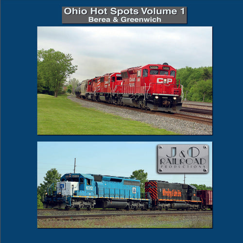 Ohio Hot Spots Volume 1 Blu Ray