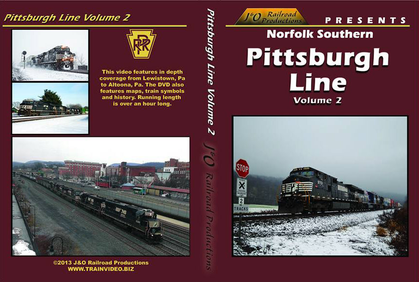 Pittsburgh Volume 2 DVD