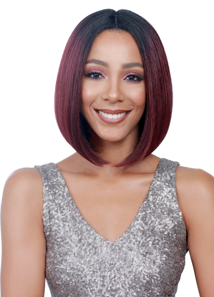 Bobbi Boss Lace Front Synthetic Wig Mlf138 April Spirit Hair