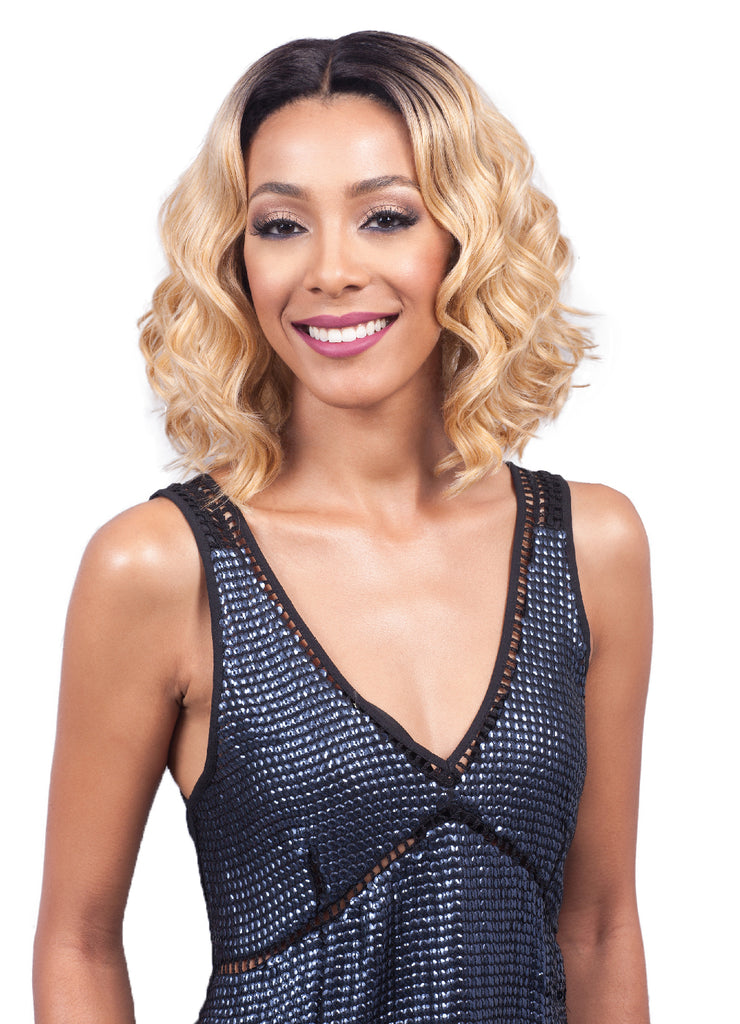 Bobbi Boss Lace Front Synthetic Wig Mlf212 Chrissy Spirit Hair