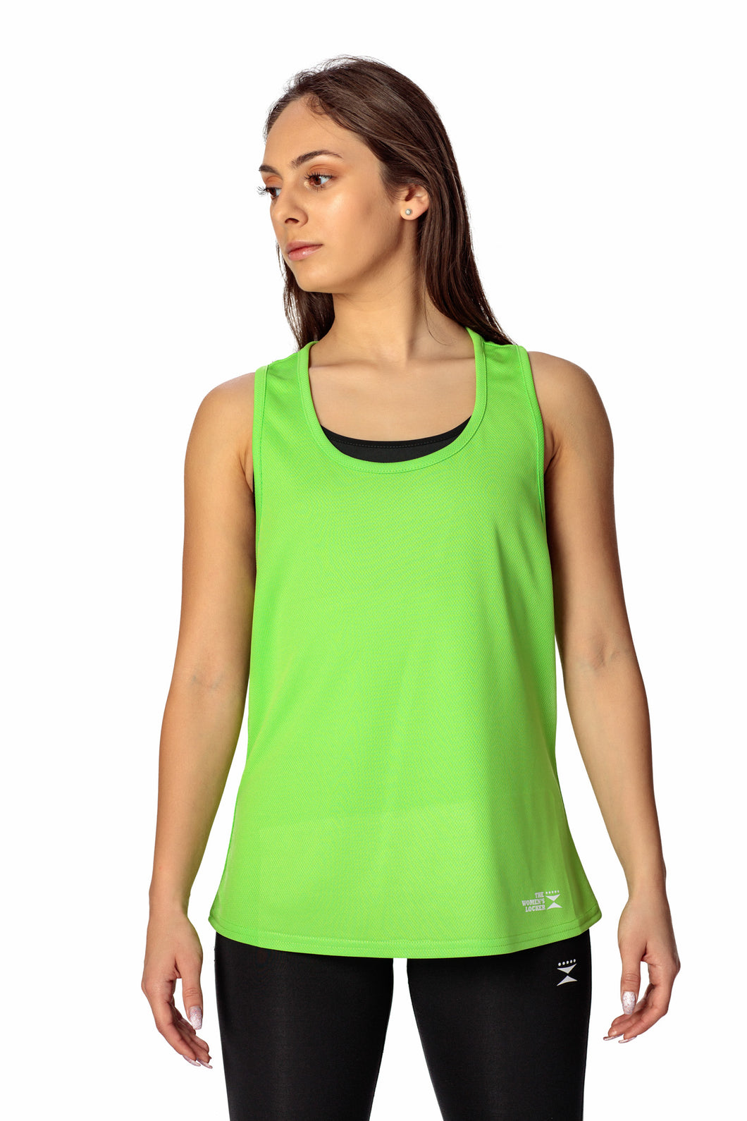 THE WOMEN'S LOCKER Essential Top