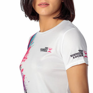 THE WOMEN'S LOCKER Marathon Run T-shirt