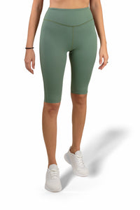 THE WOMEN'S LOCKER Mimetico colanti 3/4 cu talie medie