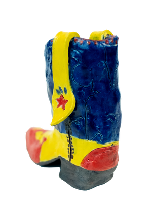 Right Cowboy Boot
