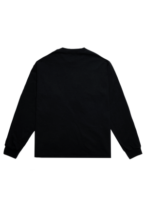 Cigarette Long Sleeve T-Shirt Black
