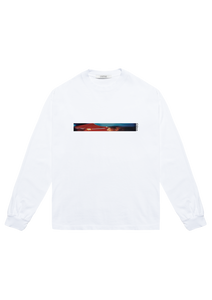 Cigarette Long Sleeve T-Shirt White