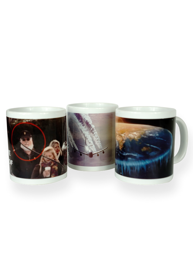 Conspiracy Cups 3-Pack