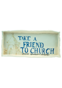 Arizona Community Church Tray