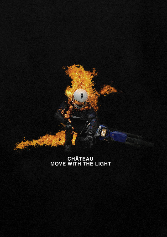 Move With The Light T-Shirt