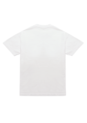 Patch T-Shirt White