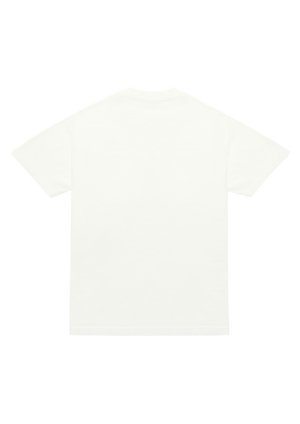 Embroidered T-Shirt White
