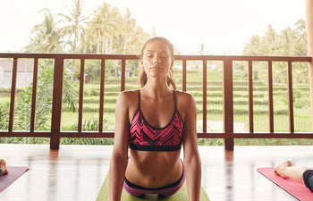 3 Yoga Poses for Better and Deeper Breaths