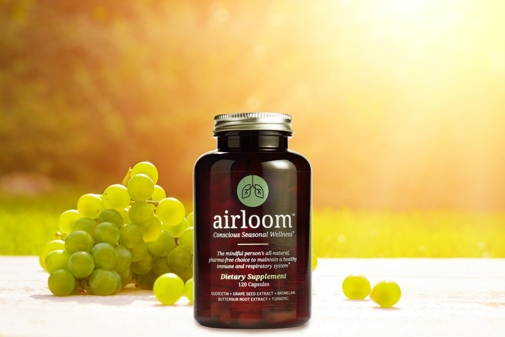4 Benefits of Organic Grape Seed Extract | Airloom Supplement