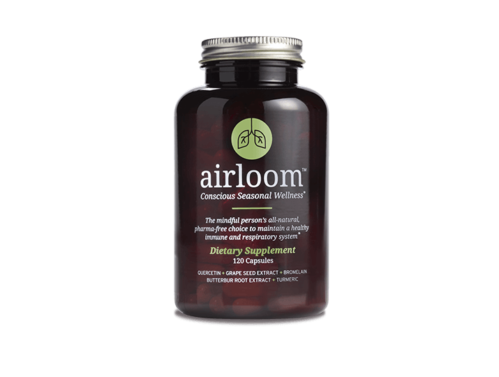 Airloom - Airloom Supplement seasonal wellness support