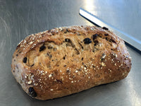 Raisin Nut Bread