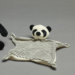 Panda Soother Soft Toy