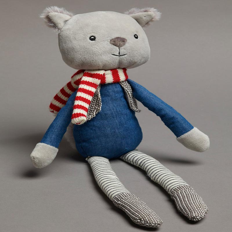 Sammy Squirrel Soft Toy
