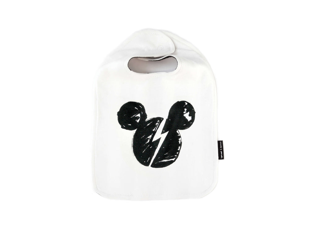 Thunderbolt Mickey Bib (Limited Edition)