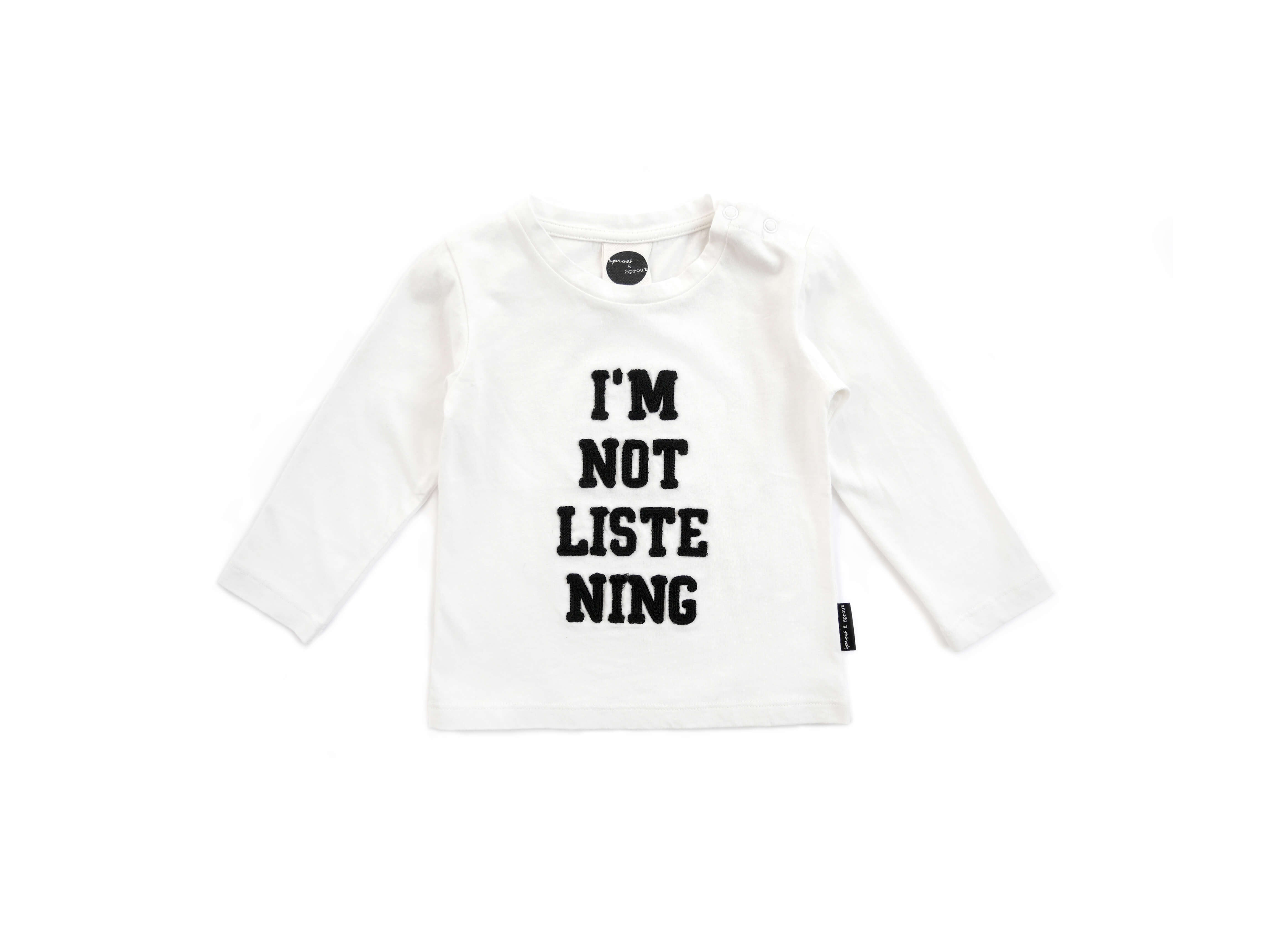 I'm Not Listening T-shirt (Limited Edition)