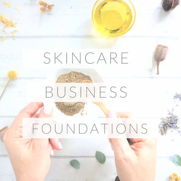 Skincare Business Foundations