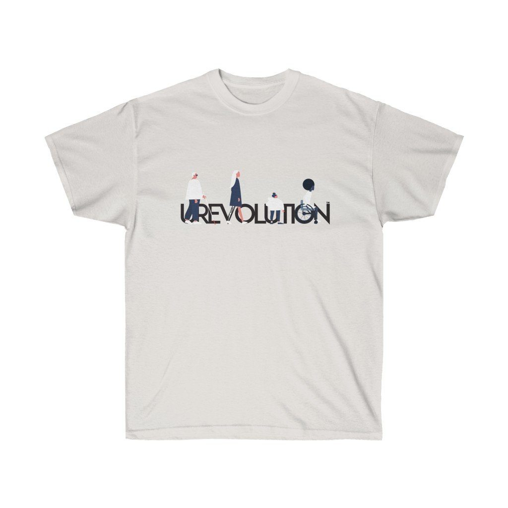 Urevolution Unisex Ultra Cotton Tee