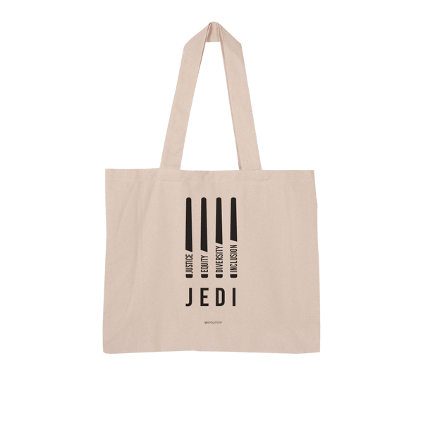 JEDI Organic Large Tote Bag