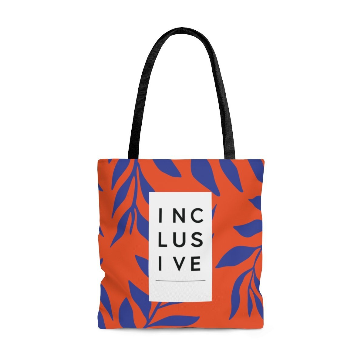 Inclusive Tote, Jungle Orange