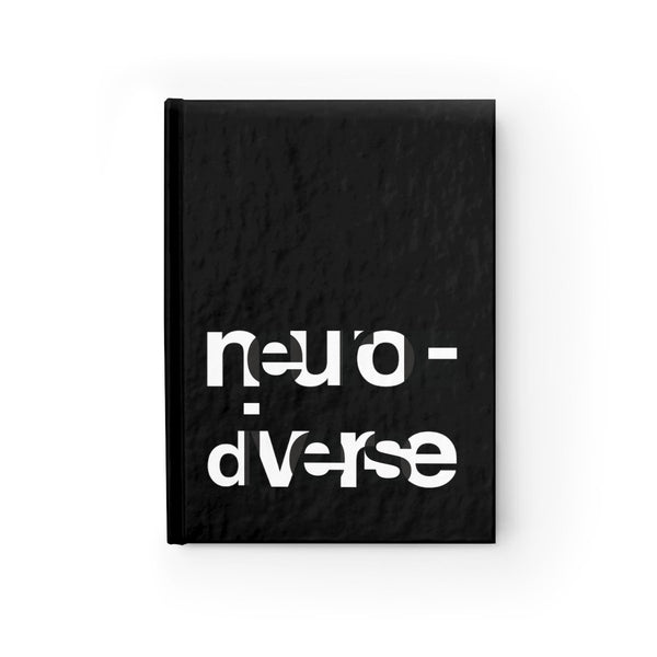 Neurodiverse Ruled Journal - Uncomfortable Revolution