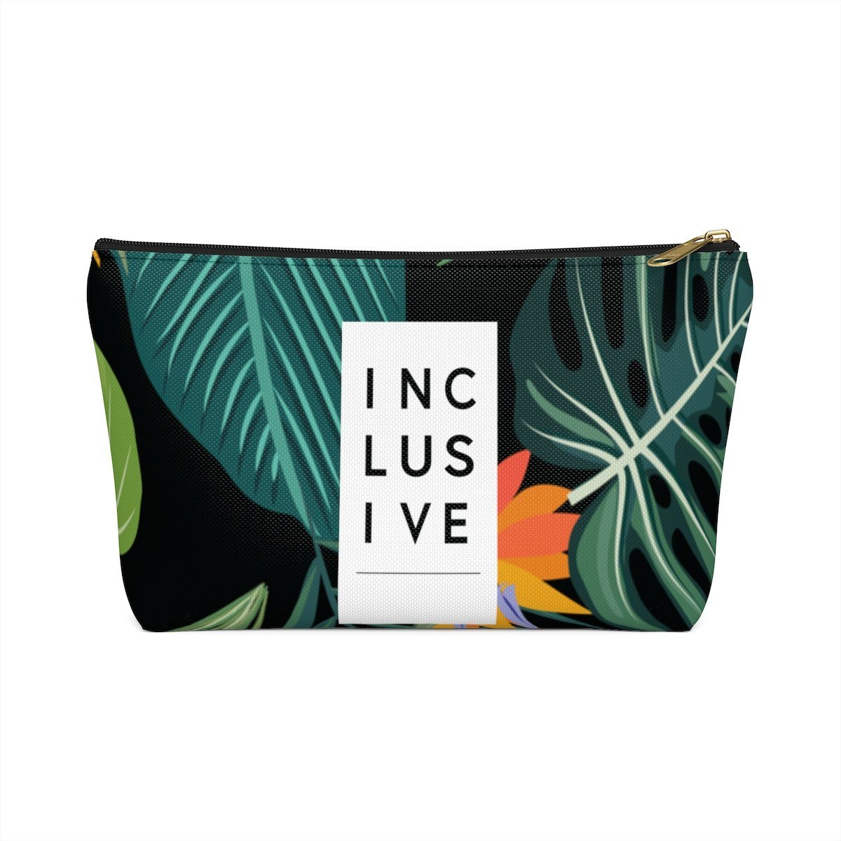 Inclusive Accessory Pouch, Tropical