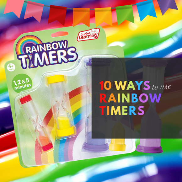 10 Ways to use Rainbow Timers