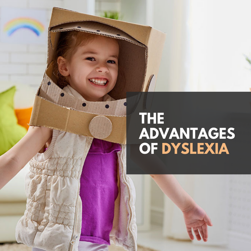 The Advantages of Dyslexia