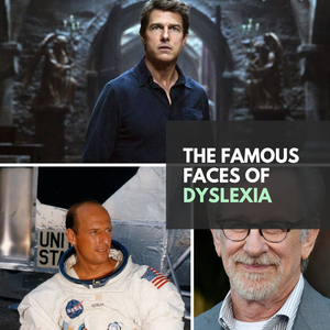 The Famous Faces of Dyslexia