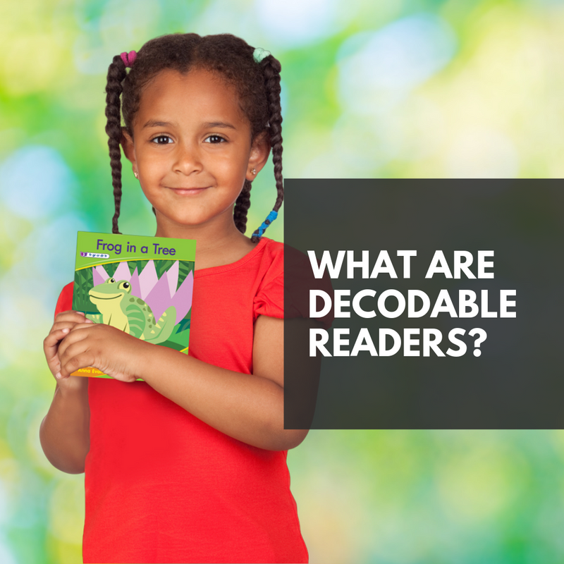 What are Decodable Readers?